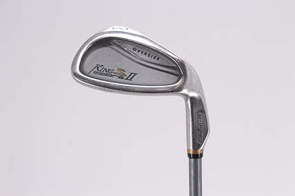 Cobra King Cobra 2 Oversize Single Iron 8 Iron Cobra IQ System Hump Graphite Stiff Right Handed 35.75in