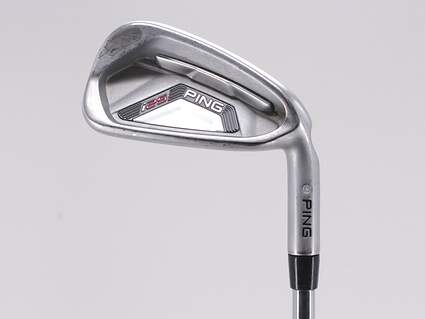 Ping I25 Single Iron 5 Iron Ping CFS Steel Stiff Right Handed Silver Dot 39.5in