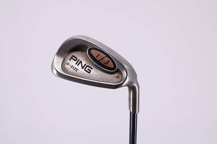 Ping i3 Oversize Single Iron Pitching Wedge PW Grafalloy ProCustom Graphite Stiff Right Handed Gold Dot 35.25in