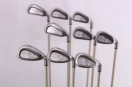 Callaway X-14 Iron Set 3-PW SW Callaway Gems 55w Graphite Ladies Right Handed 37.0in