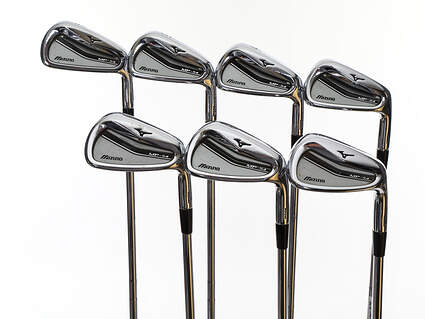 Mizuno MP-54 Iron Set 4-PW KBS Tour 130 Steel X-Stiff Right Handed 37.75in