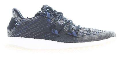 New Womens Golf Shoe Adidas Crossknit DPR Medium 6.5 Black MSRP $130 EF0464