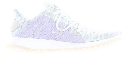 New Womens Golf Shoe Adidas Crossknit DPR Medium 6 White MSRP $130 EF0465