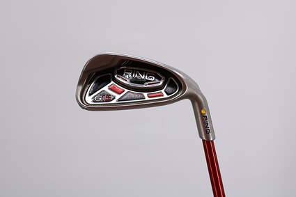 Ping G15 Single Iron 7 Iron 32° Ping TFC 149I Graphite Regular Right Handed Yellow Dot 33.5in