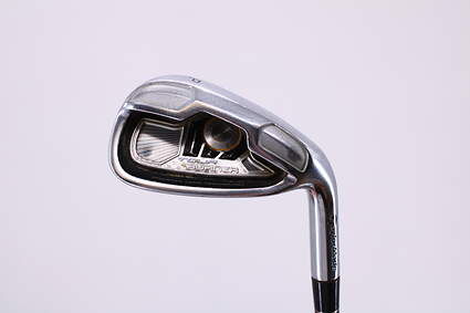 TaylorMade Tour Burner Single Iron Pitching Wedge PW 35.5° Project X 6.0 Steel Stiff Right Handed 35.75in