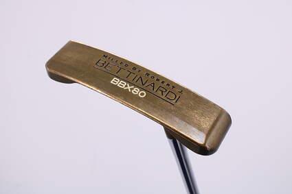 Bettinardi BBX-80 Putter Steel Right Handed 35.25in