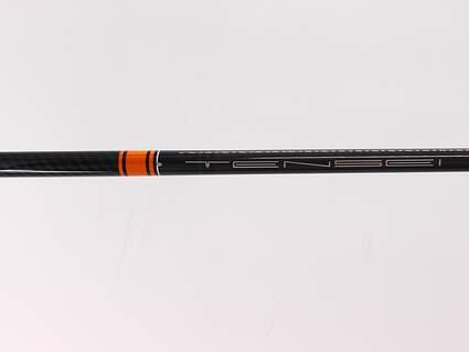 Used W/ Adapter Mitsubishi Rayon Tensei CK Orange Driver Shaft Regular 44.25in