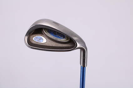 Ping G5 Ladies Single Iron Pitching Wedge PW Ping ULT 50I Ladies Graphite Ladies Right Handed Black Dot 35.25in