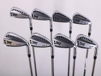 PXG 0311XF Chrome Iron Set 4-PW GW Nippon NS Pro 950GH Steel Regular Right Handed 38.5in