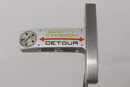Titleist Scotty Cameron Detour Putter Steel Right Handed 33.25in