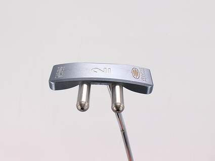 Guerin Rife Two Bar Blade Offset Putter Steel Right Handed 33.0in