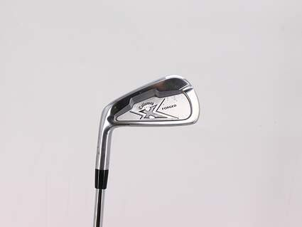 Callaway X Forged Single Iron 4 Iron Project X 6.0 Steel Stiff Left Handed 38.5in