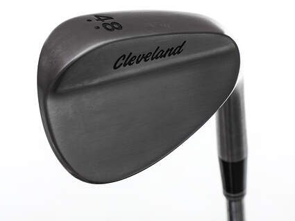 Mint Tour Issue Cleveland 588 RTX Custom Raw Wedge Pitching Wedge PW 48° 2 Dot Mid Bounce True Temper Dynamic Gold Steel Wedge Flex Right Handed 35.75in