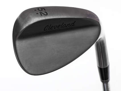 Mint Tour Issue Cleveland 588 RTX Custom Raw Wedge Gap GW 52° 2 Dot Mid Bounce True Temper Dynamic Gold Steel Wedge Flex Right Handed 35.5in
