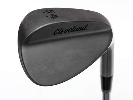 Mint Tour Issue Cleveland 588 RTX Custom Raw Wedge Sand SW 54° 2 Dot Mid Bounce True Temper Dynamic Gold Steel Wedge Flex Right Handed 35.25in