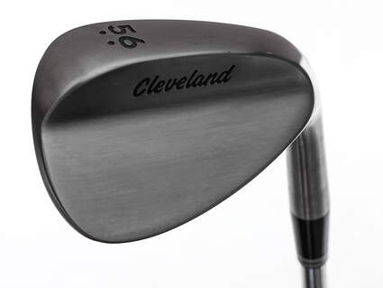 Mint Tour Issue Cleveland 588 RTX Custom Raw Wedge Sand SW 56° 2 Dot Mid Bounce True Temper Dynamic Gold Steel Wedge Flex Right Handed 35.25in
