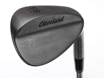 Mint Tour Issue Cleveland 588 RTX Custom Raw Wedge Lob LW 58° 2 Dot Mid Bounce True Temper Dynamic Gold Steel Wedge Flex Right Handed 35.0in