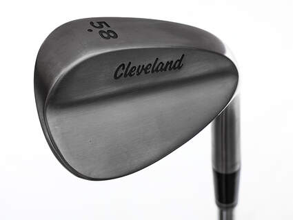 Mint Tour Issue Cleveland 588 RTX Custom Raw Wedge Lob LW 58° 1 Dot Low Bounce True Temper Dynamic Gold Steel Wedge Flex Right Handed 35.0in