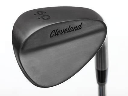 Mint Tour Issue Cleveland 588 RTX Custom Raw Wedge Lob LW 60° 2 Dot Mid Bounce True Temper Dynamic Gold Steel Wedge Flex Right Handed 35.0in
