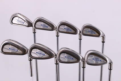 Callaway X-14 Iron Set 3-PW Steelhead Constant Weight Uniflex Right Handed 38.0in