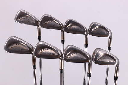 TaylorMade Burner Midsize Iron Set 3-PW Dynamic Gold Sensicore S300 Steel Stiff Right Handed 37.75in