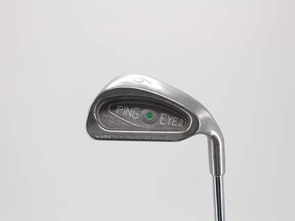 Ping Eye 2 Single Iron 6 Iron Ping ZZ Lite Steel Stiff Right Handed 37.5in