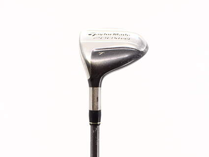 TaylorMade 200 Steel Fairway Wood 7 Wood 7W 21° TM Lite R-80 Graphite Regular Left Handed 42.0in