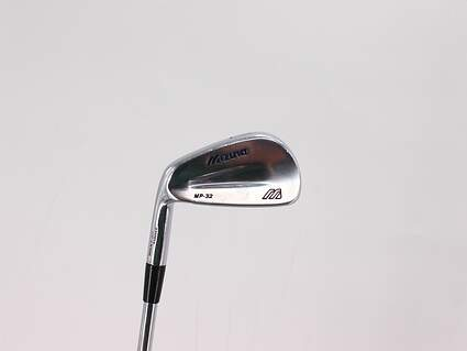 Mizuno MP 32 Single Iron 7 Iron Project X 6.0 Steel Stiff Left Handed 37.5in