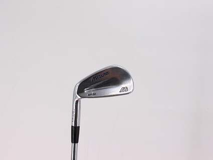 Mizuno MP 32 Single Iron 6 Iron Project X 6.0 Steel Stiff Left Handed 38.0in