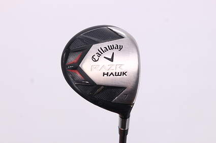 Callaway Razrhawk Fairway Wood 7 Wood 7W 21° Callaway Razrhawk Fairway Graphite Senior Right Handed 41.5in