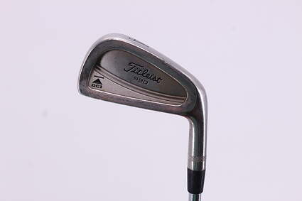 Titleist DCI 990 Single Iron 4 Iron True Temper Dynamic Gold S300 Steel Stiff Right Handed 38.25in