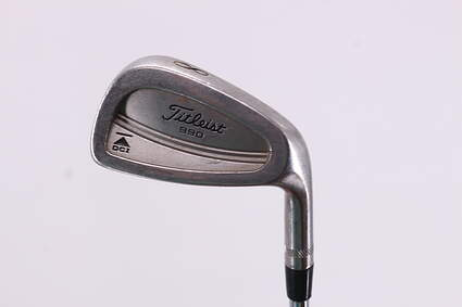 Titleist DCI 990 Single Iron 8 Iron True Temper Dynamic Gold S300 Steel Stiff Right Handed 36.25in