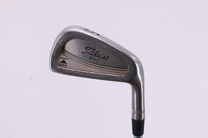 Titleist DCI 990 Single Iron 5 Iron True Temper Dynamic Gold S300 Steel Stiff Right Handed 37.75in