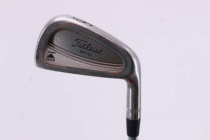 Titleist DCI 990 Single Iron 6 Iron True Temper Dynamic Gold S300 Steel Stiff Right Handed 37.25in