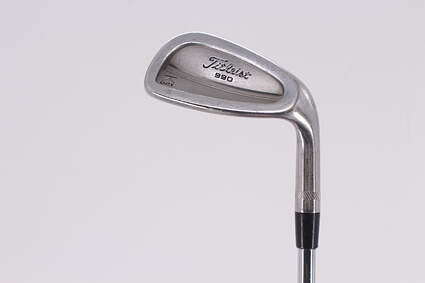 Titleist DCI 990 Single Iron Pitching Wedge PW True Temper Dynamic Gold S300 Steel Stiff Right Handed 35.5in