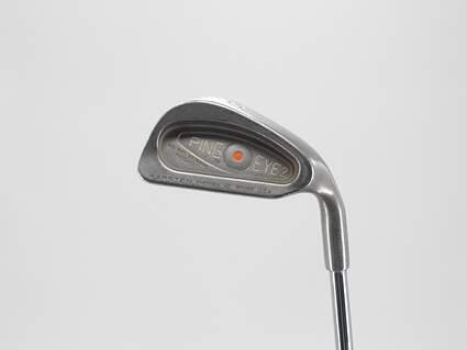 Ping Eye 2 Single Iron 3 Iron Ping JZ Steel Regular Right Handed Orange Dot 39.0in