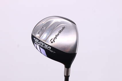TaylorMade Burner Superfast Fairway Wood 7 Wood 7W 21° TM Matrix Ozik Xcon 4.8 Graphite Ladies Right Handed 41.75in