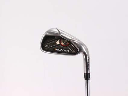 TaylorMade Burner 2.0 HP Single Iron 5 Iron TM Burner Superfast 85 Steel Regular Right Handed 38.5in