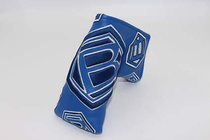 Bettinardi Studio Stock 28 Center Shaft Putter Headcover Blue/White/Black