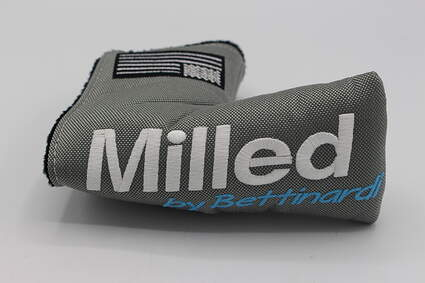 Bettinardi Studio Stock 8 Putter Headcover Grey/Blue