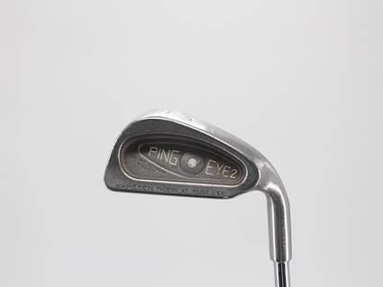 Ping Eye 2 Single Iron 2 Iron Ping ZZ Lite Steel Stiff Right Handed White Dot 40.25in