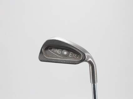 Ping Eye 2 Single Iron 1 Iron Ping JZ Steel Stiff Right Handed White Dot 40.75in