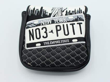 """New York """"N03-PUTT"""" Mallet Putter Headcover"""