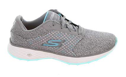 New Womens Golf Shoe Skechers Go Golf Birdie Scramble 6 Gray MSRP $80 14851