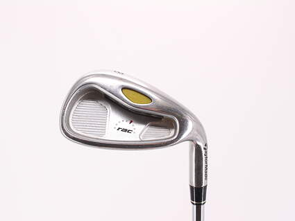 TaylorMade Rac OS 2005 Single Iron 8 Iron 37° TM T-Step 90 Steel Regular Right Handed 36.5in
