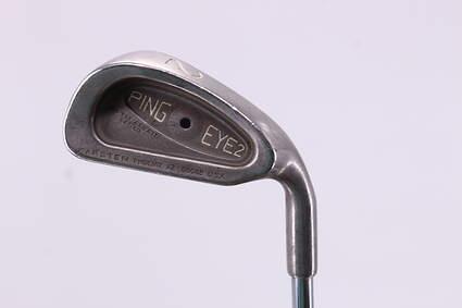 Ping Eye 2 Single Iron 2 Iron Ping ZZ Lite Steel Stiff Right Handed Black Dot 39.5in