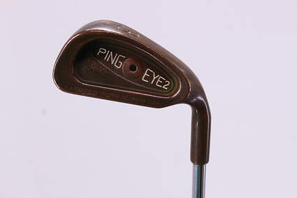 Ping Eye 2 + Beryllium Copper Single Iron 3 Iron Ping KT-M Steel Stiff Right Handed Black Dot 39.0in