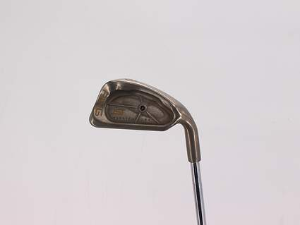 Ping ISI Nickel Single Iron 6 Iron Ping Z-Z65 Steel Stiff Right Handed 39.0in
