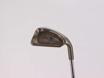 Ping ISI Nickel Single Iron 5 Iron Ping Z-Z65 Steel Stiff Right Handed 38.0in