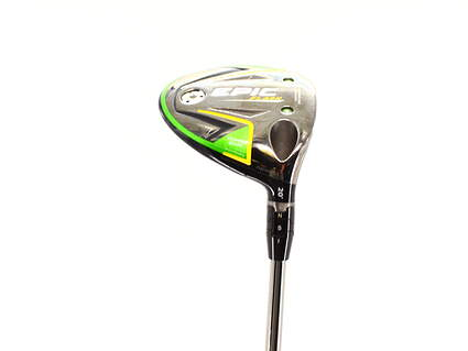 Callaway EPIC Flash Fairway Wood 5 Wood 5W 20° Stock Graphite Shaft Cool Clubs 60 Graphite Stiff Right Handed 42.25in